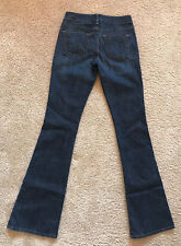 Womens True Religion Sample Boot Cut Jeans Size 25 MADE IN USA