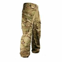 MTP CAMOUFLAGE COMBAT TROUSERS - GRADE 1 - VARIOUS SIZES - BRITISH ARMY