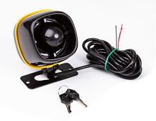 Alarmconcept Akkusirene für Auto/PKW Alarmanlagen Back up Sirene