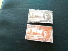 SET OF 2 M/MINT STAMPS OF ANTIGUA 1946 GV1 VICTORY