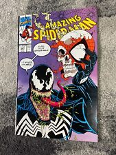 The Amazing Spider-Man #347 Erik Larsen (Marvel) VF-