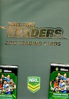 NEW 2013 ESP NRL TRADERS TRADING CARD OFFICIAL ALBUM + 24 Unopened Cards
