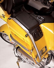 Goldwing GL1800 2-Piece Fairing Face Molding Set by Show Chrome (52-643)