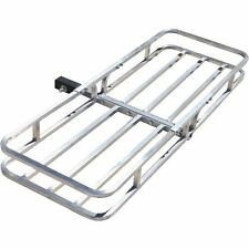 NEW! Erickson Aluminum Cargo Carrier Fits 1-1/4 In. (inch) and 2 In. receivers