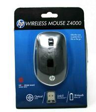 Hewlett Packard HP Z4000 Wireless Mouse NEW Sealed