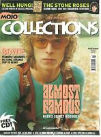 DAVID BOWIE - MOJO COLLECTIONS Magazine Autumn 2001 #4 - STONE ROSES/SEX PISTOLS