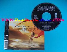 CD Singolo Vangelis Conquest Of Paradise YZ704CD EUROPE 1992 no mc lp vhs(S25)