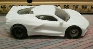Resin HO SLOT CAR scale 2021 Chevrolet Corvette C8 2021 new casting tyco mounts