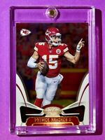 Patrick Mahomes 2ND YEAR PANINI CERTIFIED 2018 CHIEFS HOT INVESTMENT CARD Mint!