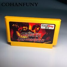 400 In 1 With Adventure Island Ninja Gaiden 60Pin 8 Bit Game Card No Repeated
