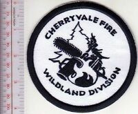 Hot Shot Wildland Fire Crew Colorado Cherryvale Fire Wildland Division Boulder W
