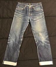 "APC New Standard ""Butler"" Fades Selvedge Denim Jeans Sz 29"