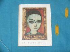EZRA POUND - LA MARTINELLI Ed. Vanni Scheiwiller 1956