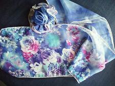 Beautiful woman's scarf set - NWOT