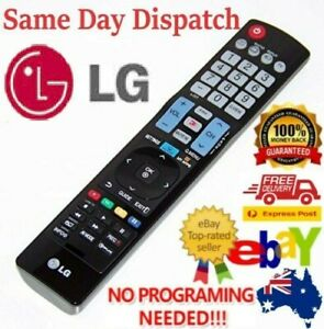 Genuine LG TV Remote Control AKB73615362 For 3D HDTV LED LCD TV  2000-2020 Years