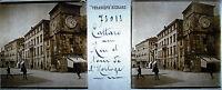 Fotografie Cattaro Kotor Montenegro Der Turm Uhr Und Sein Pranger C 1910