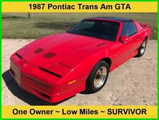 Pontiac Trans Am Firebird Trans Am GTA