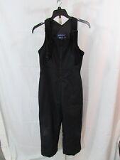The Rugged Bear Boys Girls 10 Black Snowpants Snow Pants Bib Overalls