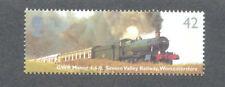 Trains-Steam Railways-Severn Valley Train mnh Great Britain-single
