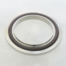 NW/KF-50 Vacuum Fitting Centering Inner & outerring gasket Pressure Viton O-Ring