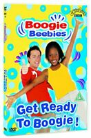 Boogie Beebies - Get Ready to Boogie [DVD][Region 2]