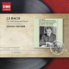 Bach: The Well-Tempered Clavier (CD, Sep-2012, 3 Discs, EMI Classics)