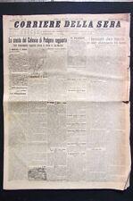 WW1 1915 BOMBARDAMENTO GORIZIA Granatieri di Sardegna CICLONE IN SICILIA LICATA