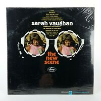 Mercury MG 21079 SARAH VAUGHAN 1966 The New Scene NOS Sealed LP