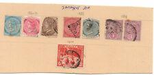 Anciens timbres Jamaïque