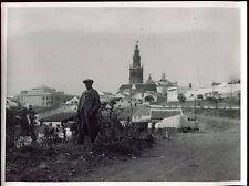Espagne . Séville . photo . 1933