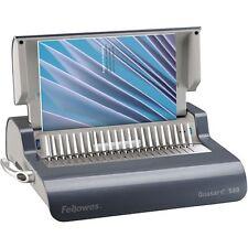 Fellowes Quasar E-500 Binding Machine - 5621001 Binder -  Brand New