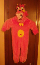 Pink Monster Halloween Costume Size 12-18 Month Nwot Infant