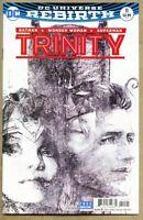 Trinity #11-201 nm+ 9.6 Wonder Woman Superman Bill Sienkiewicz Variant Cover