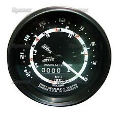Ford Tractor Proofmeter Tachometer 5sp 600 601 700 701 800 801 900 901 2000 4000