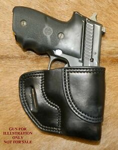 Gary C's Leather Avenger Style OWB Right Hand HOLSTER for Sig Sauer P229