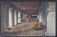 France Postcard - Verdun - Monument De La Tranchee Des Baionnettes RS14045