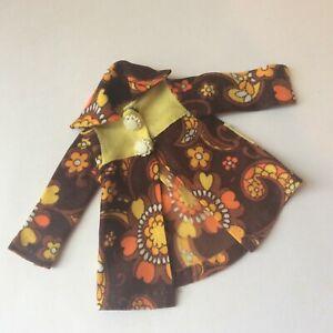 Tressy doll Fashion Salon Autumn Leaves Jacket vintage dolls clothes