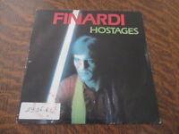 45 tours EUGENIO FINARDI hostages