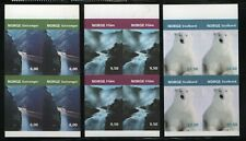 Norway Stamps 2005 Sg 1562-1564 Tourism Self Adhesive Unmounted Mint