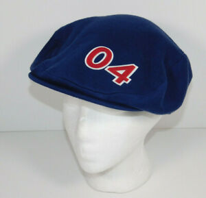 Official 2004 USA OLYMPIC TEAM Olympics ROOTS National Team Beret Hat L / XL