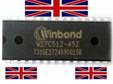 W27C512-45Z DIP28 Integrated Circuit from Winbond