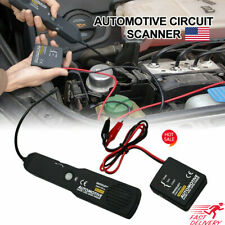 Digital Car Circuit Scanner Diagnostic Tool Tester Cable Wire Short Open Finder!