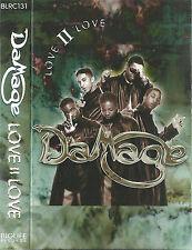 Damage Love II Love CASSETTE SINGLE BIGLIFE RECORDS BLRC131 House Downtempo