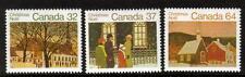 Canada MNH 1983 Christmas - Churches