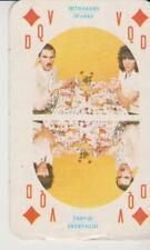 Monty Gum Music trading card 1976 Hitmakers - Sparks Queen of Diamonds