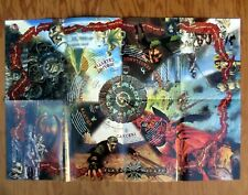 PLANESCAPE CONSPECTUS 2-Sided Promotional Poster 1996 Promo