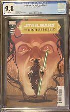 Star Wars: The High Republic #3   Marvel Comics  CGC 9.8   05/21