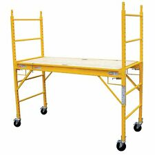 Pro-Series 6-Foot Multipurpose Scaffolding New