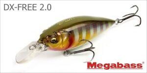 Megabass DX-Free 2.0