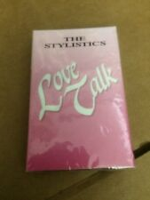 THE STYLISTICS LOVE TALK FACTORY SEALED CASSETTE SINGLE 5